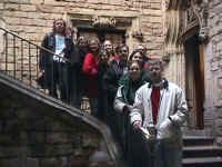 The group at Picasso museum.JPG (39110 bytes)